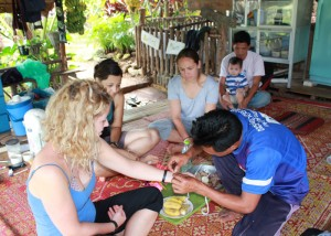 Hands-on Culture, Spicy Villa eco-lodges, Chiang Mai, Thailand